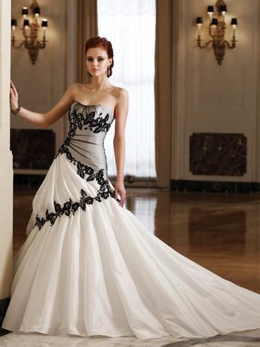 Non-Traditional Wedding Dresses: Dress Ideas for the Non-Traditional Bride
