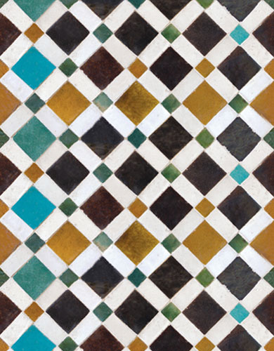 Tile Wallpaper - Just Like The Real Thing