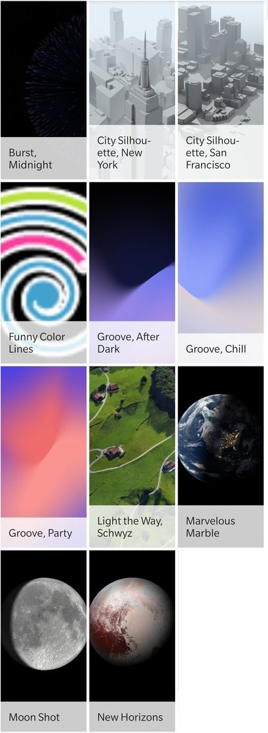 Download Google Pixel 3 Live Wallpapers Ported for Android 6.0+