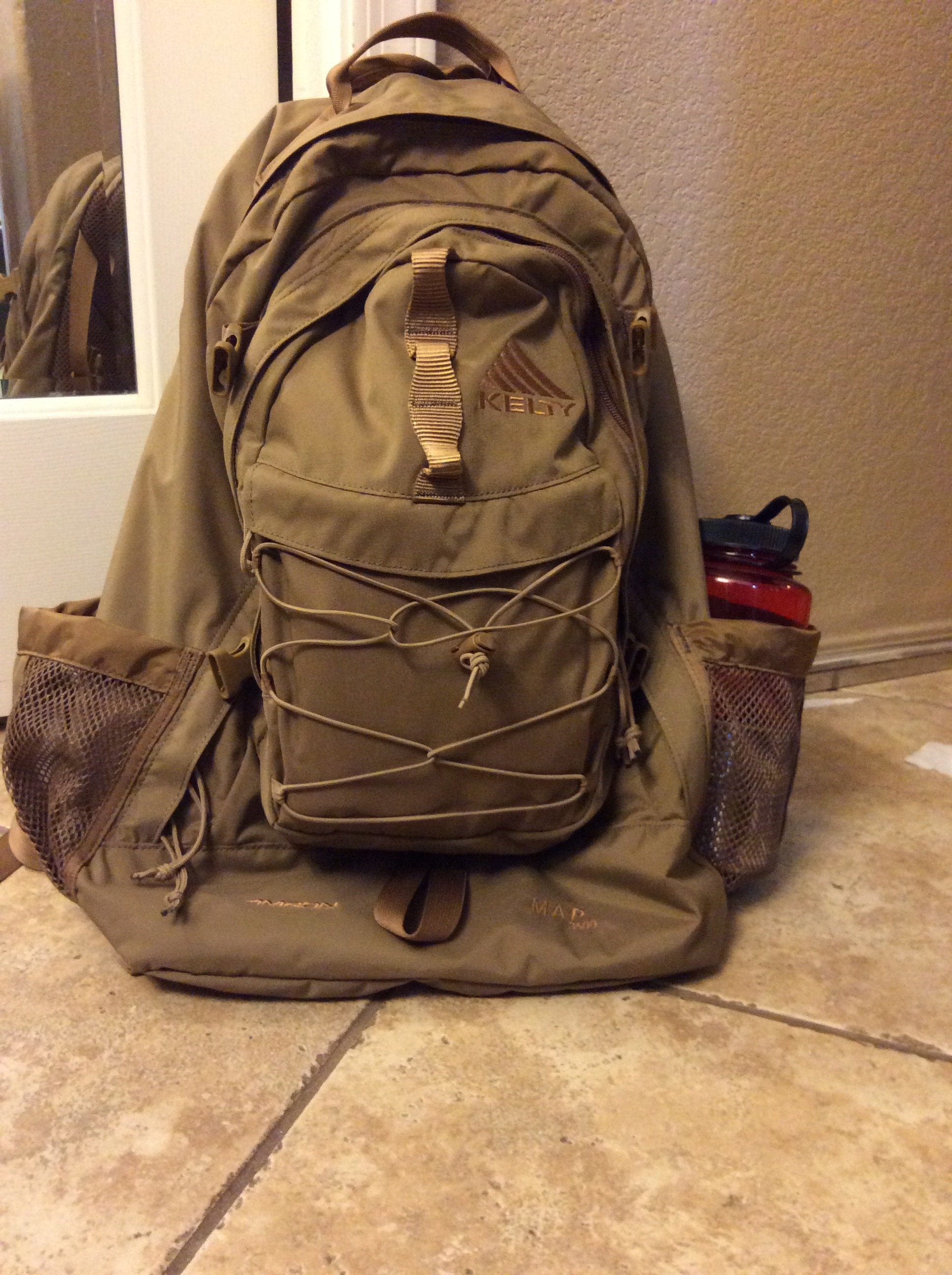 kelty map 3500  amron kelty map three day assault pack smoke grey     New Backpack Springfield Xd Forum