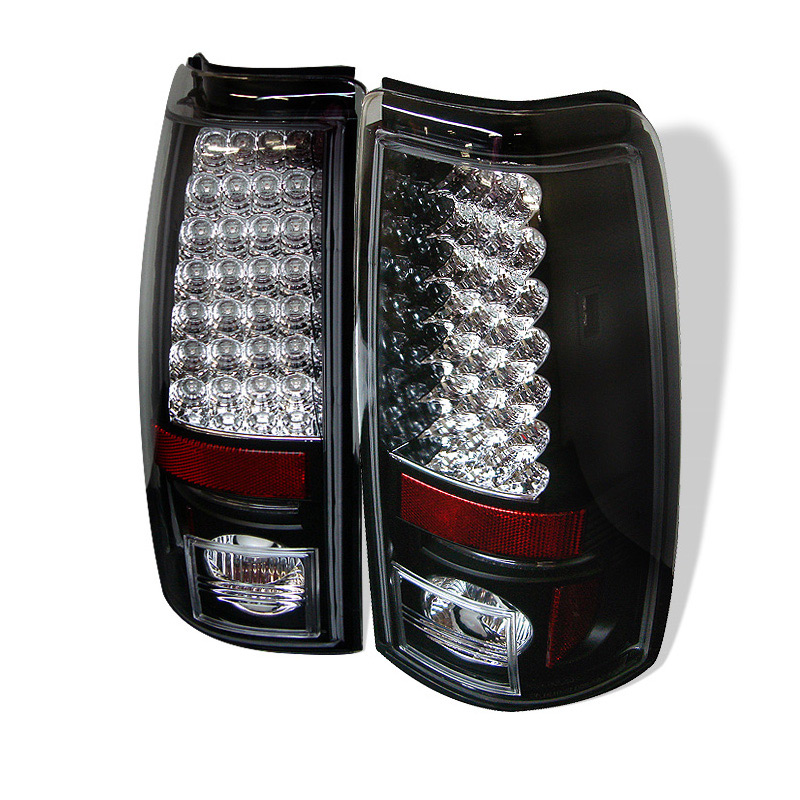 Spyder 5001726 Black LED Tail Lights