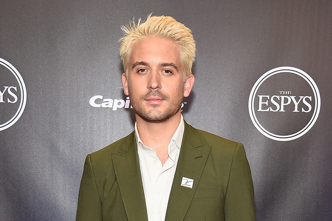 G Eazy Shows Off New Blond Hair at 2018 ESPY Awards   XXL