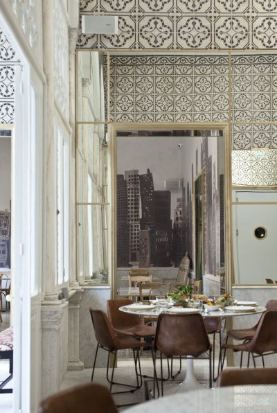 From Paris to Beirut, the LIZA Restaurant | Yatzer