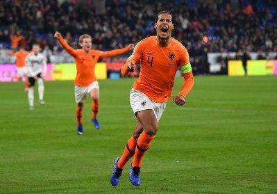 ליגת האומות: הולנד עלתה אחרי דרמת ענק מול גרמניה