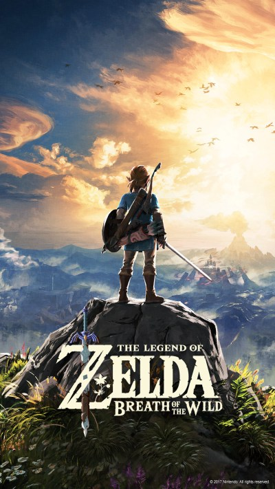 The Legend of Zelda™: Breath of the Wild for the Nintendo Switch™ home gaming system and Wii U ...