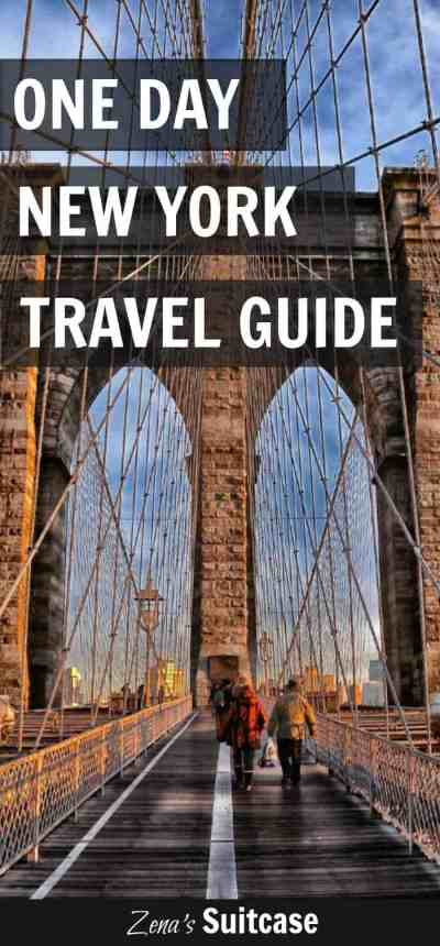 24 Hours in New York Travel Guide - Zena's Suitcase