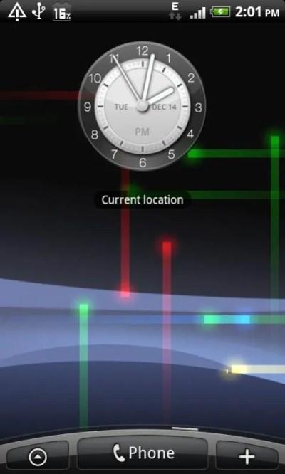Nexus S Live Wallpapers