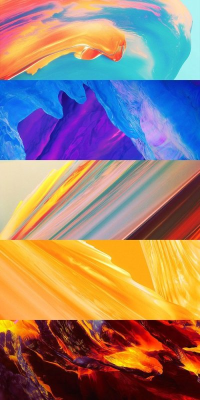 Download the OnePlus 5T Wallpapers by Hampus Olsson