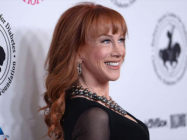 COMMENTARY  Why Christians Should Pray for Kathy Griffin   CBN News kathygriffin