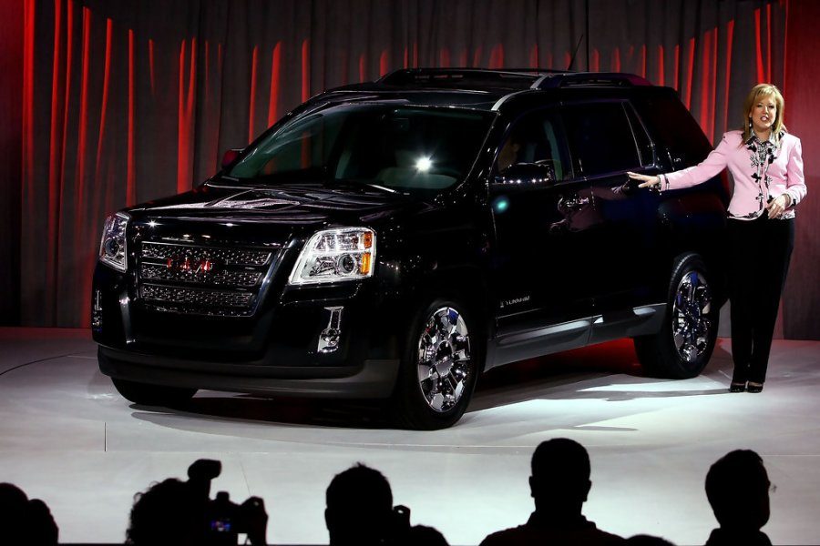 2010 GMC Terrain   New Car Models   Zimbio