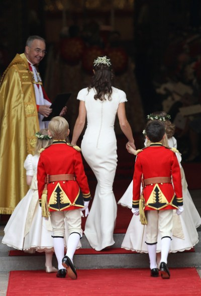 Pippa Middleton, Her Butt, and a Canadian Tuxedo - Pippa ...