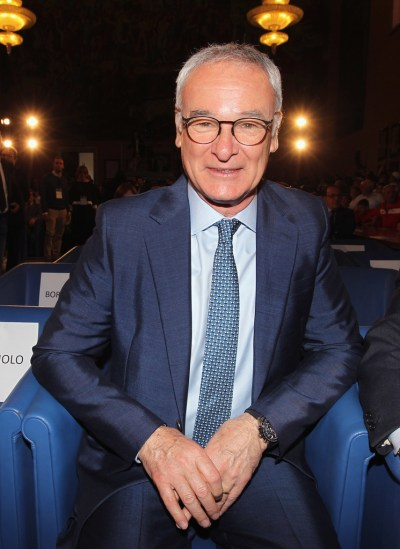 Claudio Ranieri Photos Photos - Italian Football Federation Awards Leicester City Manager ...