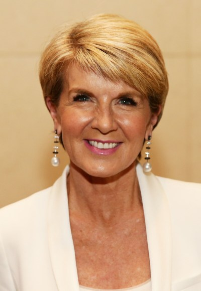 Julie Bishop Photos Photos - Julie Bishop Attends a Cookbook Launch in Melbourne as New Polling ...