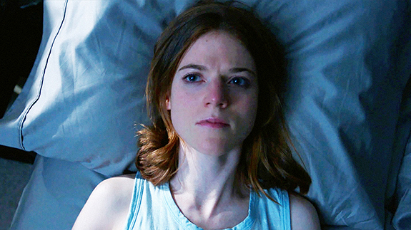 All The Evidence You ll Need To Love Rose Leslie On The Good Fight     Hey  when you re a member of a noble family like Rose is  you ve got to  have a castle  As it happens  the young thespian was
