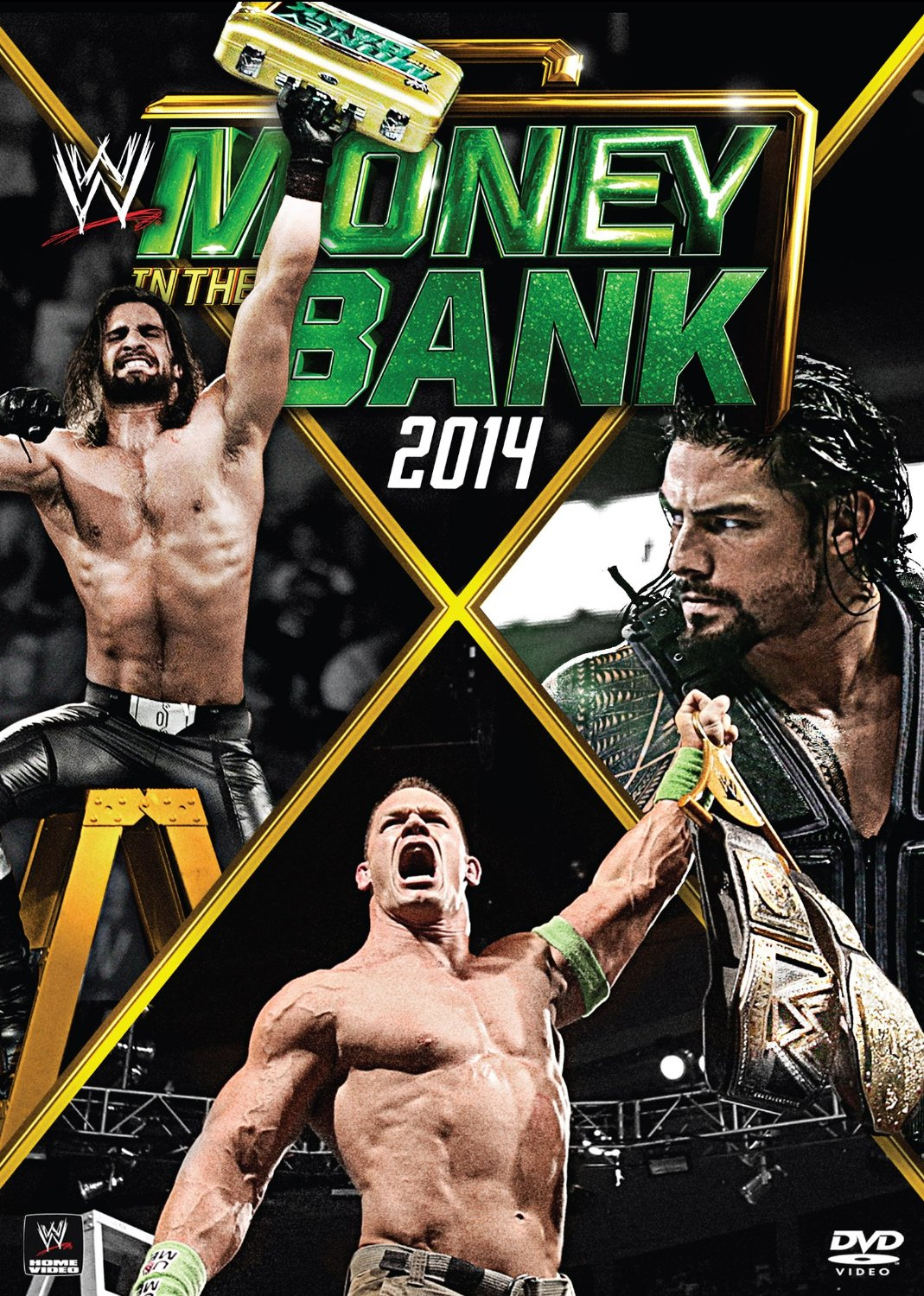 Money in The Bank DVD Cover
