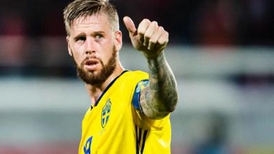Sverige-Slovakien: Två ändringar i landslagets trupp