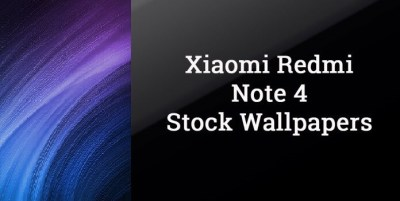 Download Redmi Note 4 Stock Wallpapers [Full HD] | Xiaomi Advices