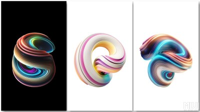 Download MIUI 9 and Mi 5X stock wallpapers here | Xiaomi Ninja