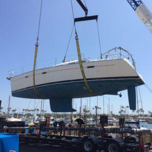 Yacht Transport - Yacht Trucking