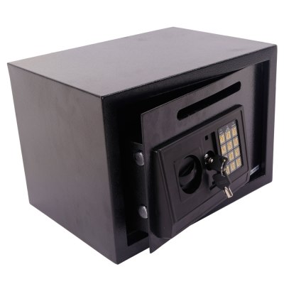 Electronic Digital Depository Safe Boxs Cash Slot Drop Off Style Retail Security | eBay