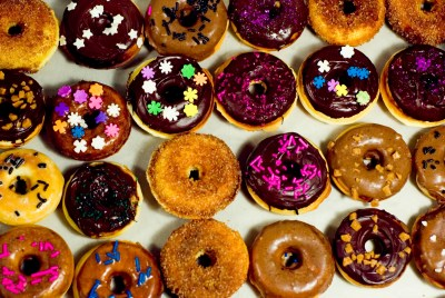 Donuts Wallpapers High Quality | Download Free