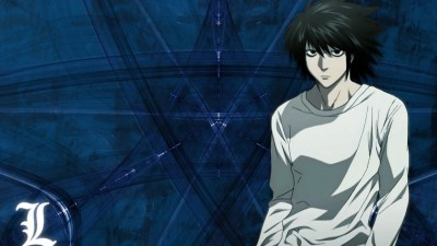 L Death Note Wallpapers High Quality | Download Free
