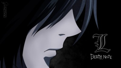 L Death Note Wallpapers High Quality | Download Free