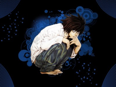 L Death Note Wallpapers High Quality | Download Free