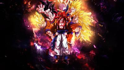 Son Goku Wallpapers High Quality | Download Free