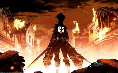 Attack On Titan Wallpapers High Quality | Download Free