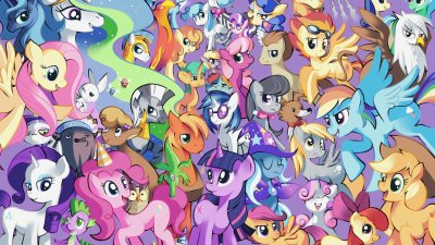 My Little Pony Wallpapers High Quality | Download Free