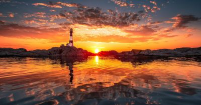 Lighthouse 4K Wallpapers High Quality | Download Free
