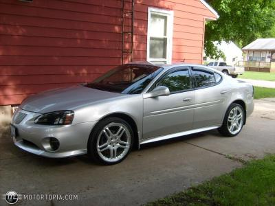 2008 Pontiac Grand Prix - Information and photos - ZombieDrive