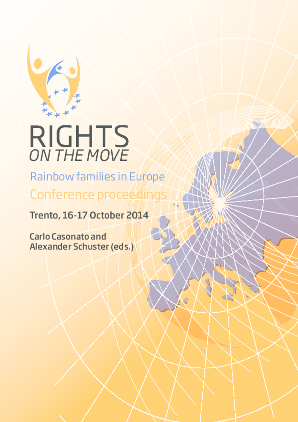 Rights on the move : rainbow families in Europe ...
