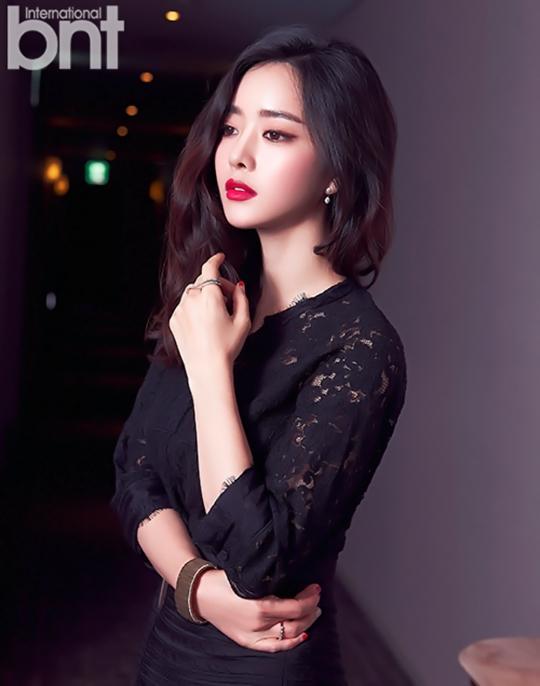 Hong Soo Ah Says She Hasn T Gotten Any Major Plastic