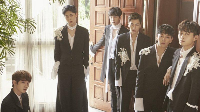 Update: JBJ Releases Album Cover For Upcoming Debut | Soompi