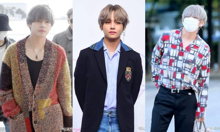 9 Fashion Styles That BTS s V Is Known To Effortlessly Rock   Soompi 9 Fashion Styles That BTS s V Is Known To Effortlessly Rock