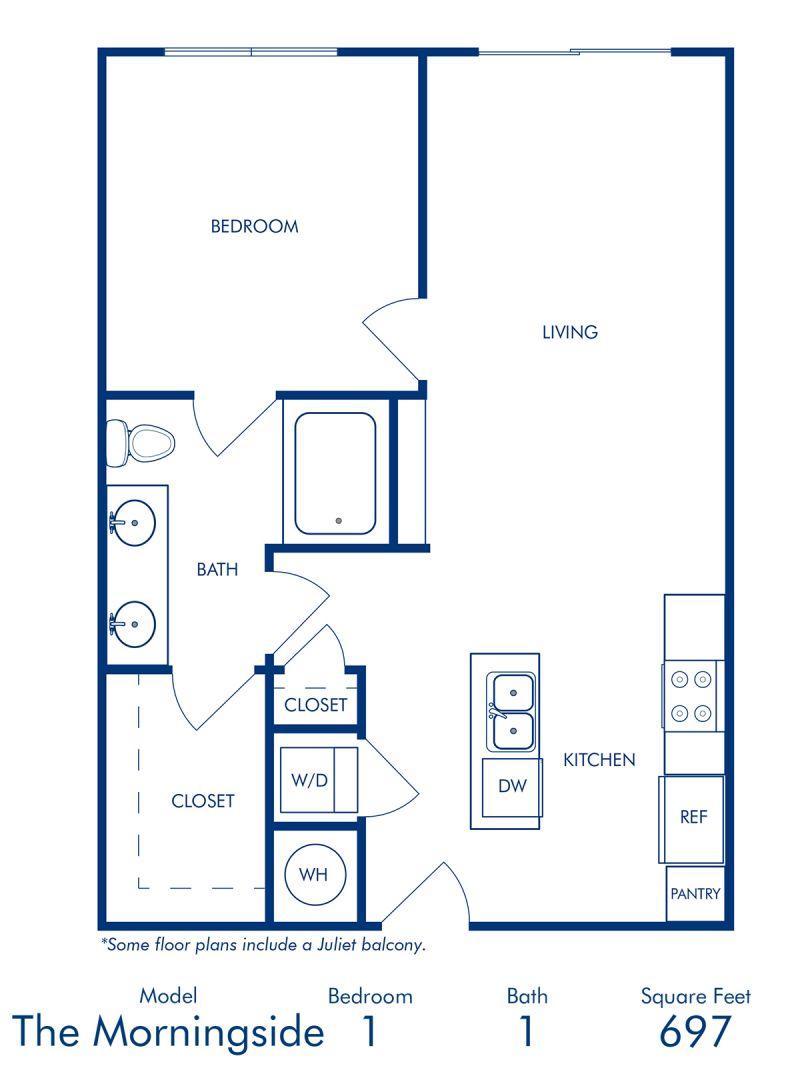 1 Plans Floor Bedroom Bathroom 2