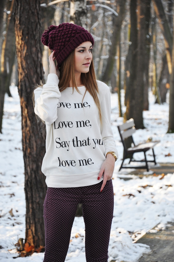 Cute Winter Fashion Tumblr   Shopping Guide. We Are Number ...
