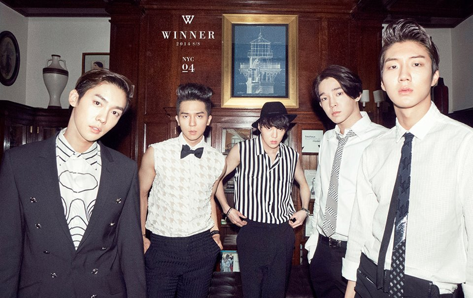 WINNER Reveals What It Really Feels Like to Be a YG ...