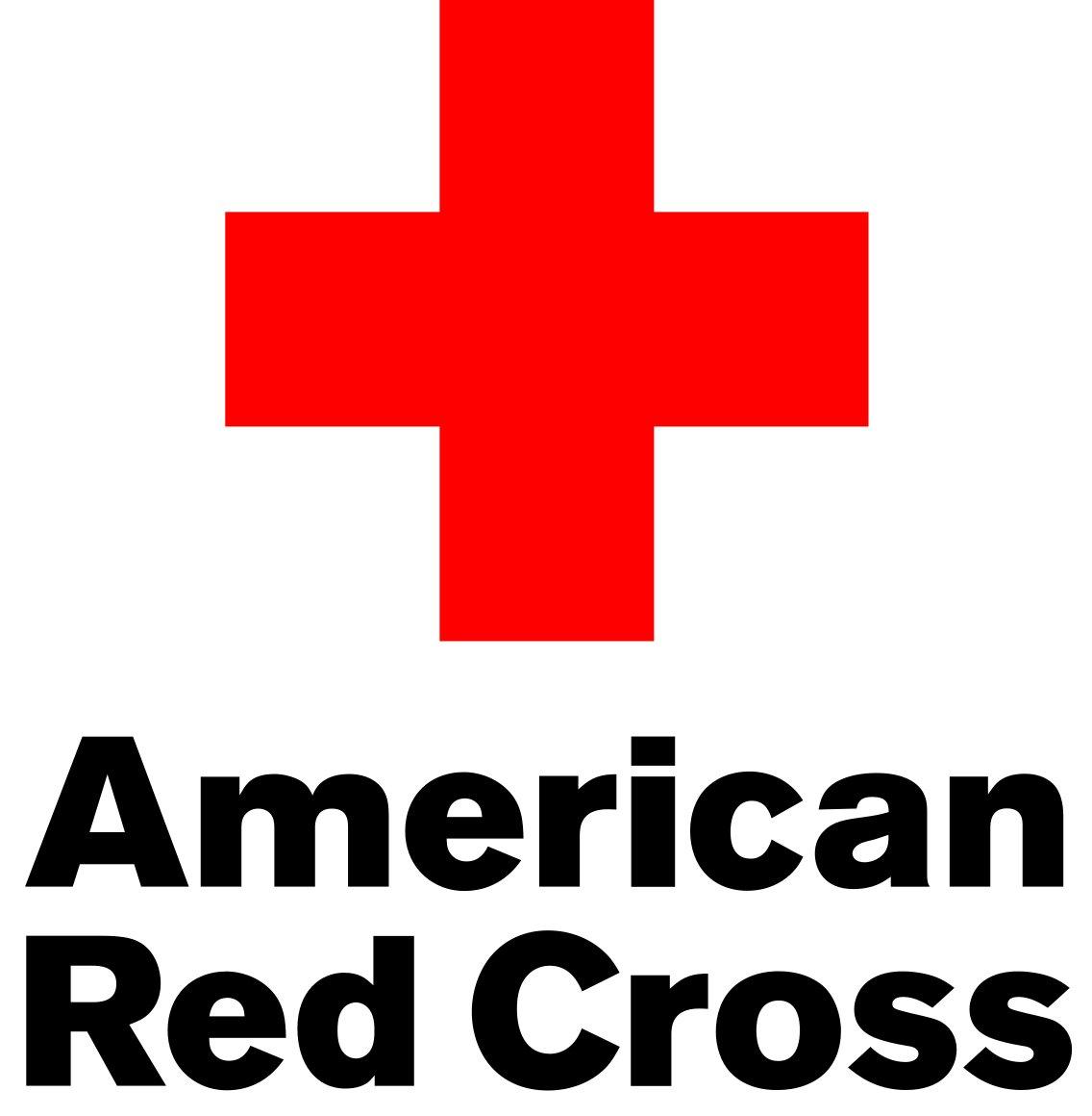 American Red Cross Blood Drive Logo
