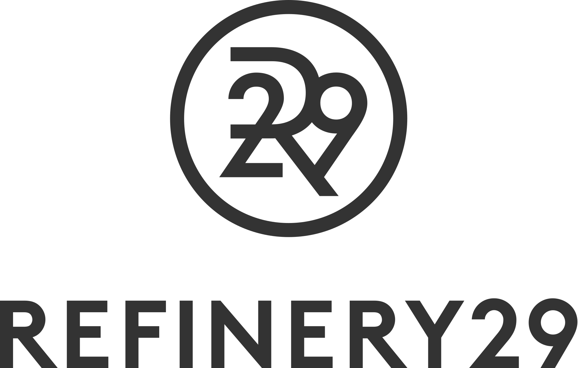 Refinery29 Logo, Refinery29 Symbol, Meaning, History and ...