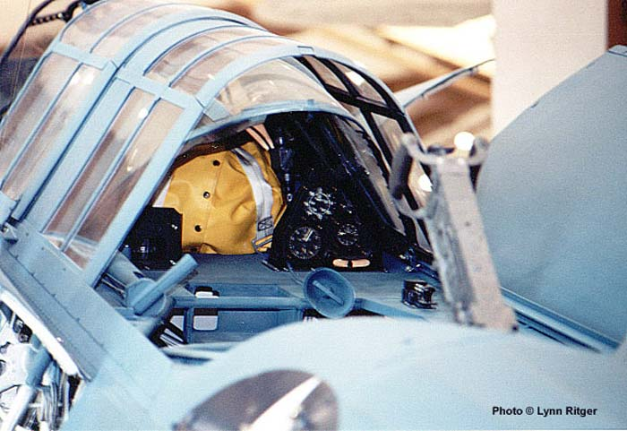 Sb2u Vindicator Cockpit Details On Detailsite