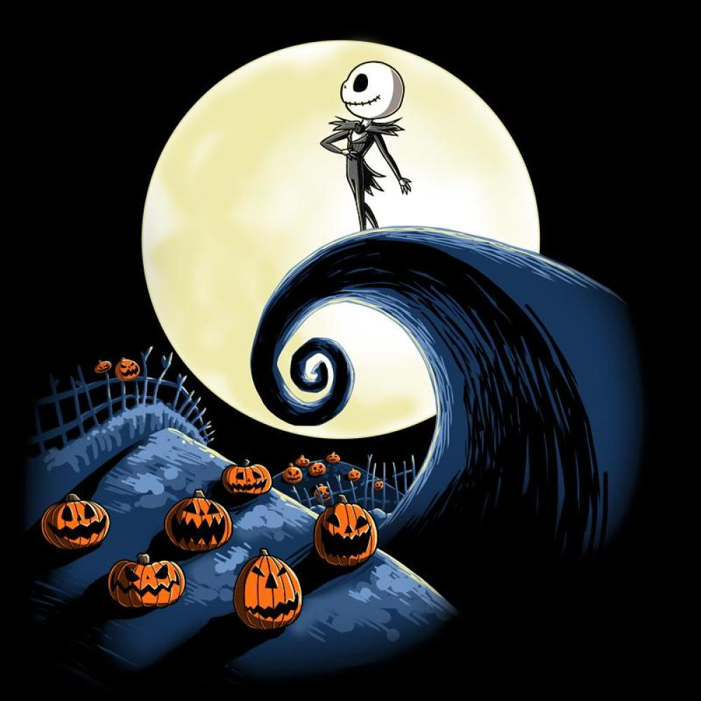 Jack Skellington Disney The Nightmare Before Christmas T ...