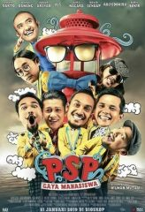 Nonton Film PSP: Gaya Mahasiswa (2019) Sub Indo Download Movie Online DRAMA21 LK21 IDTUBE INDOXXI