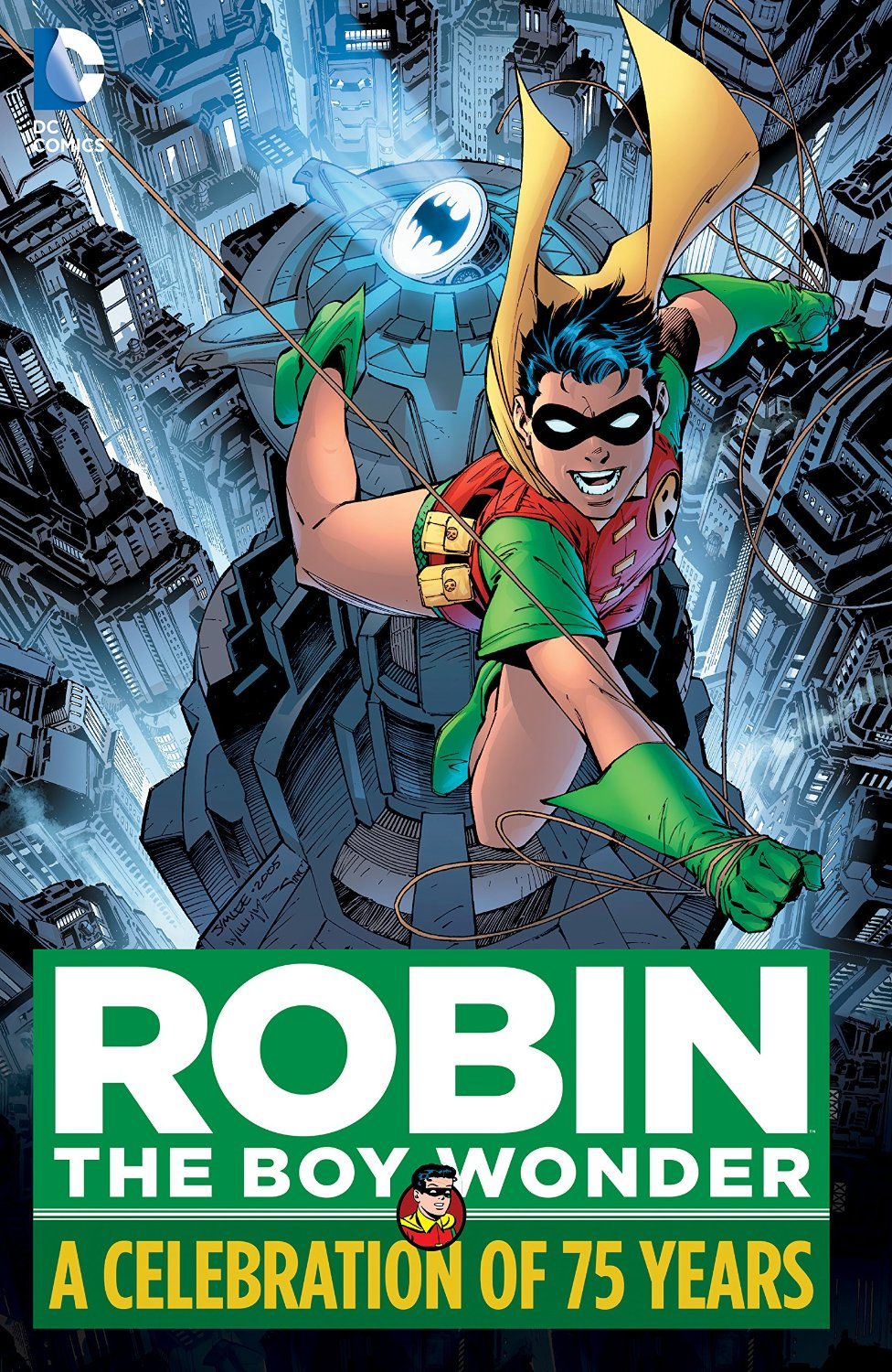 ROBIN and the Meaning of Life | 13th Dimension, Comics ...