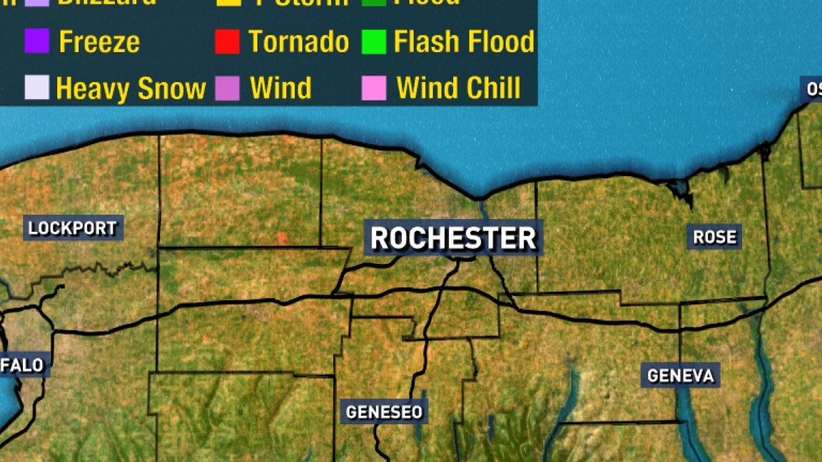 HD Decor Images » Rochester Maps   News  Weather  Sports  Breaking News   WHAM Watches   Warnings