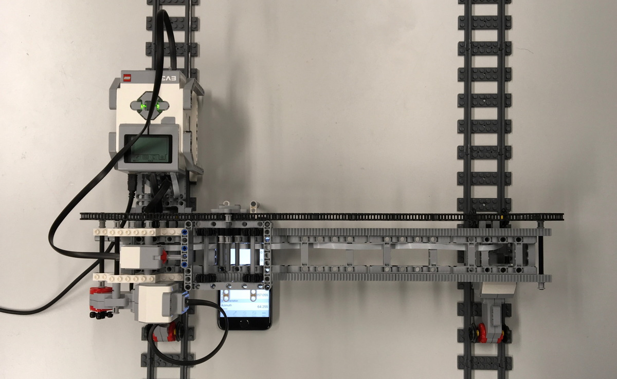 Lego Mindstorms     MATLAB Recipes for Earth Sciences Yesterday the first paper about the MATLAB LEGO MINDSTORMS Practical was  published online in the European Journal of Physics     Classroom sized  geophysical