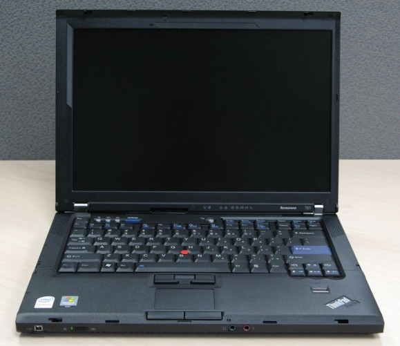 Lenovo Thinkpad T61 Review Notebookreview Com