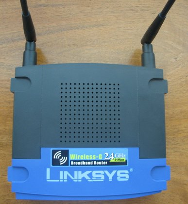 Linksys Wrt54g 802 11g Wireless Router Review Pics Specs